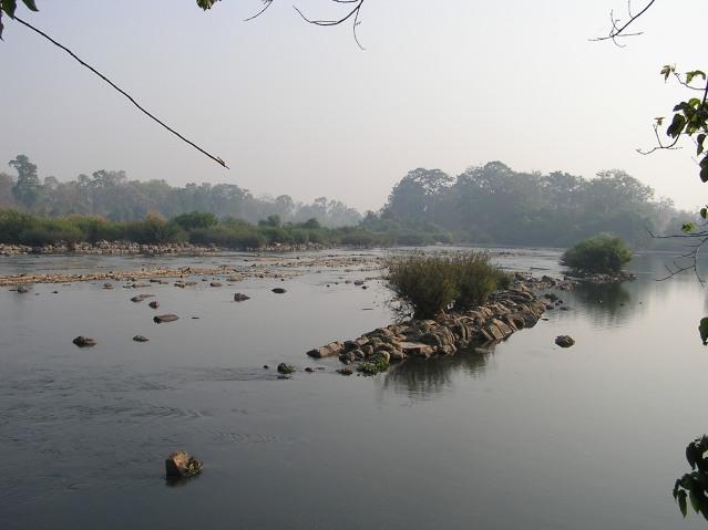Srepok River, Mondulkiri Province, Cambodia. 2005