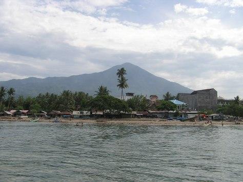 Dormant volcano. Sumatra, Indonesia. 2005