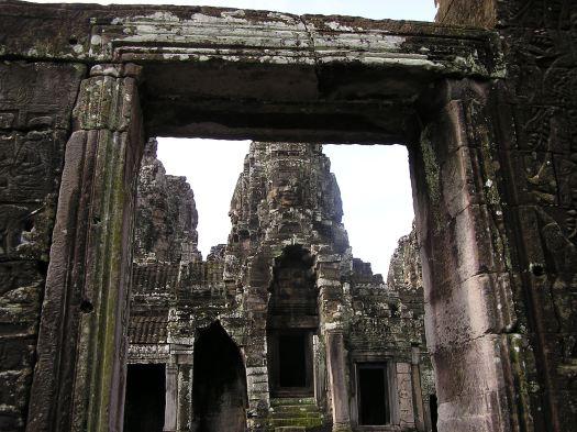 Angkor ruins, Cambodia. 2006