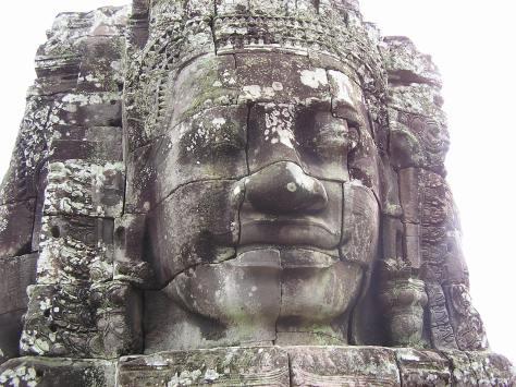 Ruins at Angkor, Cambodia, 2006