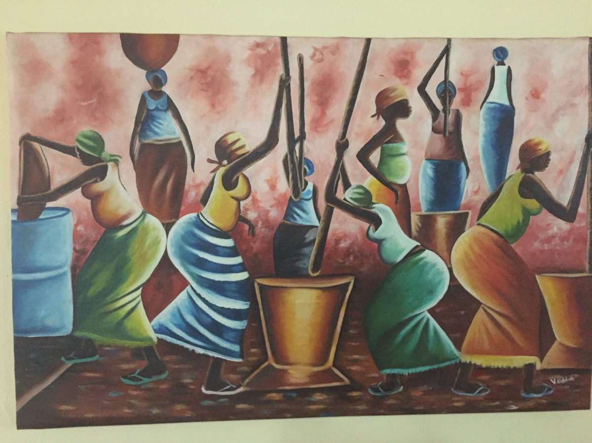 Finding Art and Beauty in Liberia